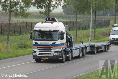 Scania G450, foto van Alex Miedema