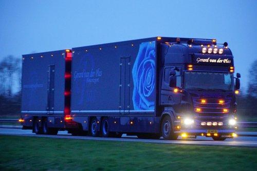 Scania R-serie, foto van E.J.Moes Fotografie