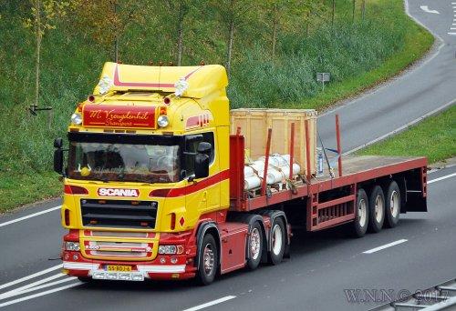 Scania R500 van bernard-dijkhuizen