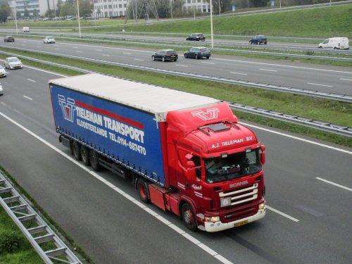 Scania R380, foto van RidgyFive64