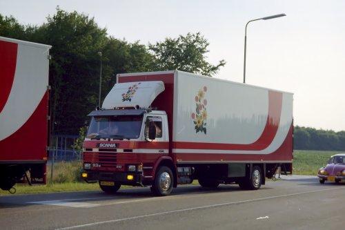 Scania 93 van Lucas Ensing