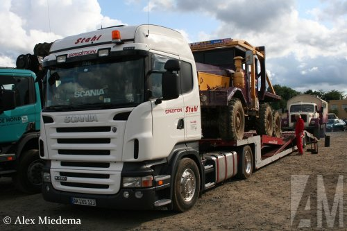 Scania R480, foto van Alex Miedema