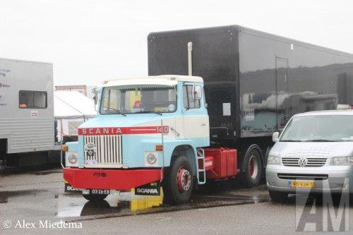 Scania L140, foto van Alex Miedema