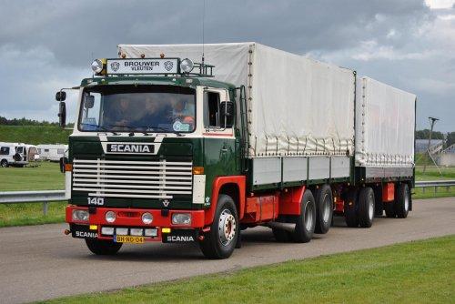 Scania 140, foto van coen-ensing