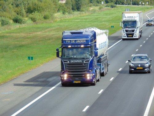 Scania R-serie van Heine Kootstra