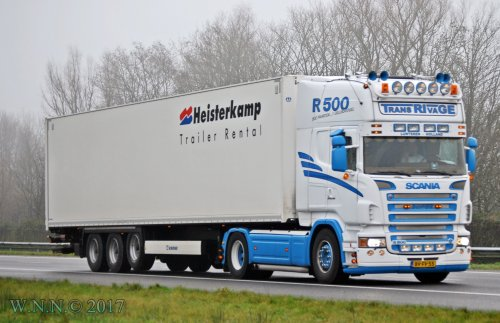 Scania R500, foto van bernard-dijkhuizen