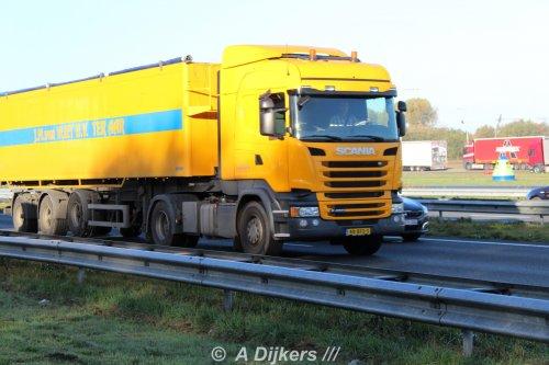 Scania R450, foto van arjan-dijkers