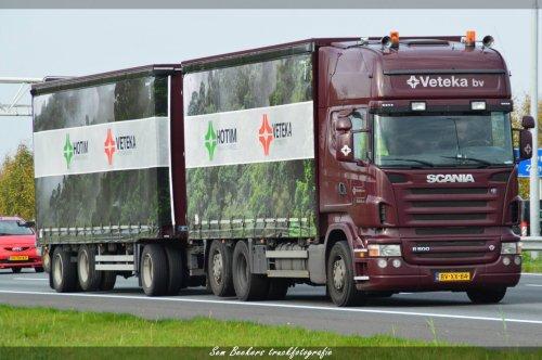 Scania R500, foto van sem-beekers