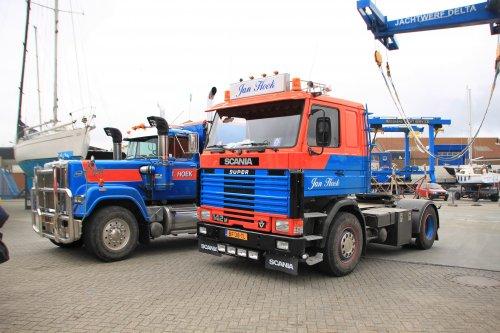 Scania 142, foto van alfredo