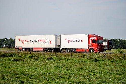 Scania R-serie 2nd gen, foto van Lucas Ensing
