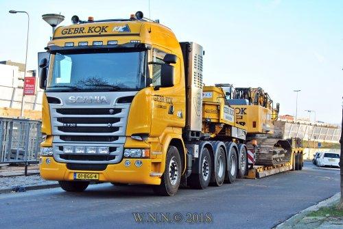 Scania R730, foto van bernard-dijkhuizen