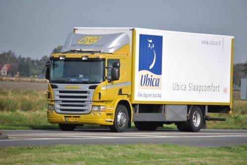 Scania P-serie, foto van Lucas Ensing
