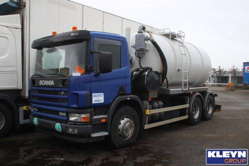 Scania 94 van Katy Kleyn