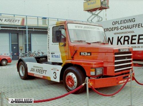 Scania T113, foto van marco-havers