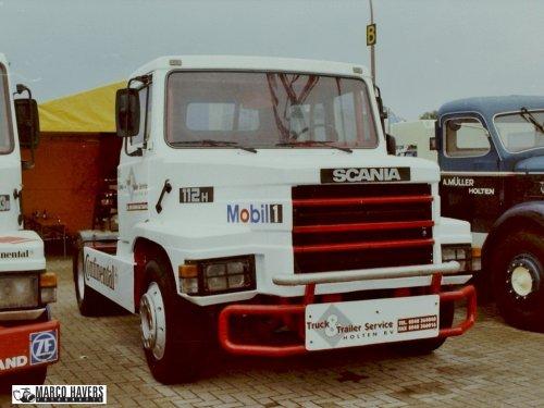 Scania T112, foto van marco-havers