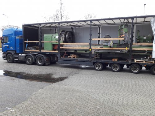 Scania R500, foto van Henk 1120