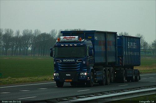 Scania G450, foto van Bram van der Leij