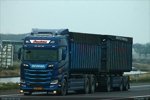 Scania R500 (new), foto van Bram van der Leij