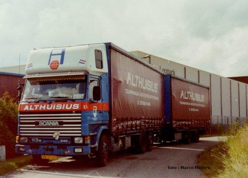 Scania 113, foto van marco-havers