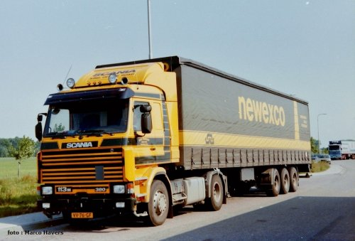 Scania 113, foto van marco-havers