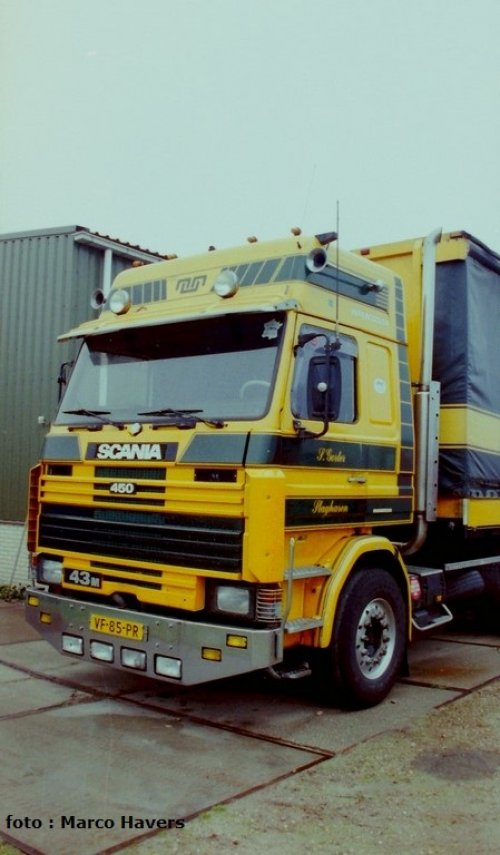 Scania 143, foto van marco-havers