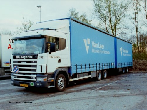 Scania 124, foto van marco-havers