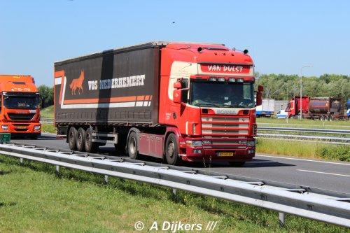 Scania 164, foto van arjan-dijkers