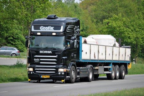 Scania R400, foto van Lucas Ensing