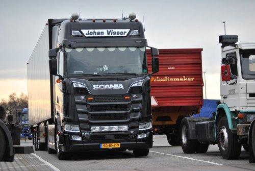 Scania S730, foto van coen-ensing