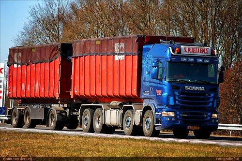 Scania R560, foto van Bram van der Leij