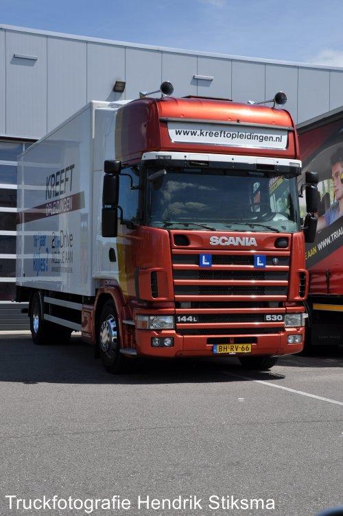 Scania 144, foto van hendrik-stiksma