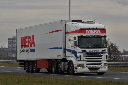 Scania R500, foto van Lasse Helderman Photography