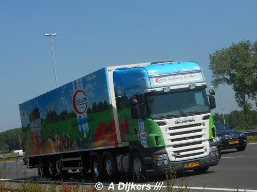 Scania R500, foto van arjan-dijkers