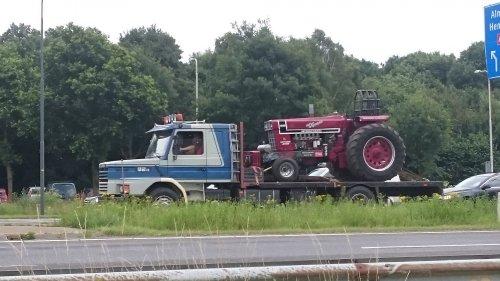 Scania T92, foto van dickt
