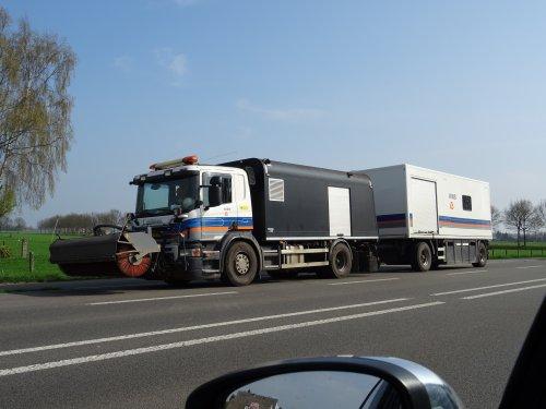 Scania P-serie, foto van dickt
