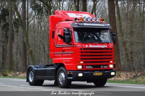 Scania 143 Streamline, foto van sem-beekers