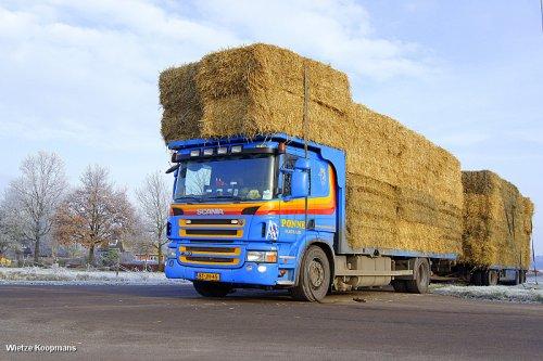 Scania P-serie, foto van wietze-koopmans