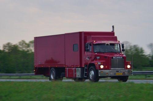 Scania L141 (vrachtwagen), foto van E.J.Moes Fotografie
