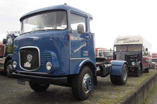 Scania-Vabis LV75 (vrachtwagen), foto van coen-ensing