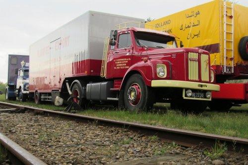 Scania L110 (vrachtwagen), foto van coen-ensing