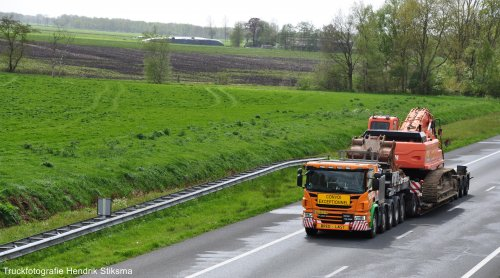 Scania P450, foto van hendrik-stiksma