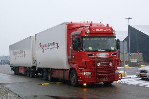 Scania R500, foto van LinkspootPaul