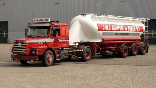 Scania T143 (vrachtwagen), foto van wietze-koopmans