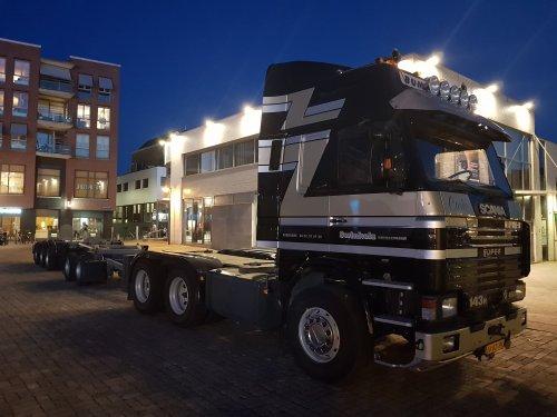 Scania 143 (vrachtwagen), foto van Marcel Ruiterveld
