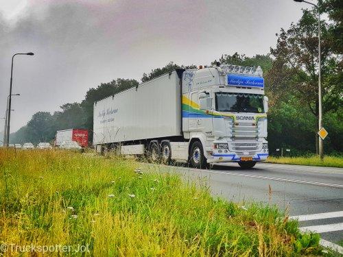 Scania R580, foto van Truckspotter.jol