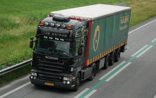 Scania R500, foto van hylke-jansen