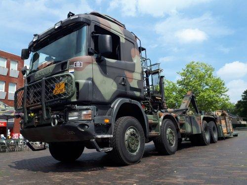 Scania 124 (vrachtwagen), foto van Daniel W