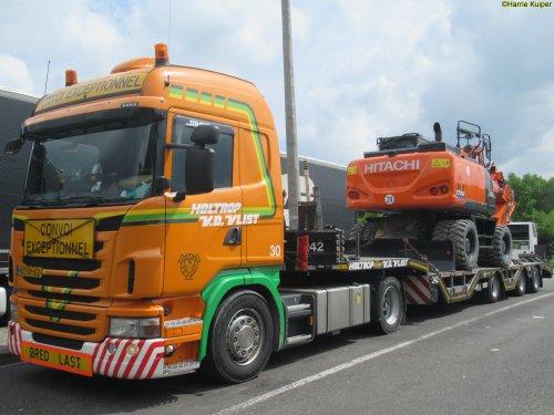 Scania Vrachtwagen, foto van oldtimergek