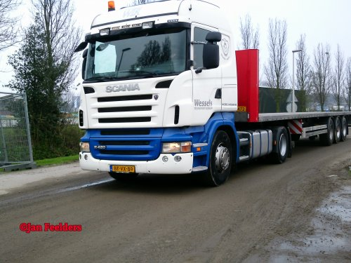 Scania R420, foto van Jan F