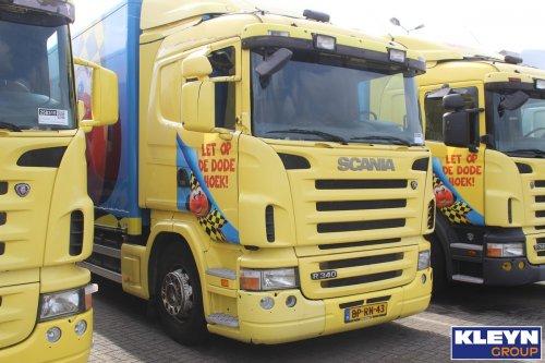 Scania R340, foto van Katy Kleyn